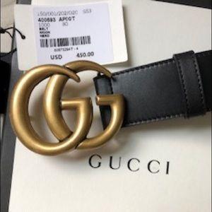 Brand New GG leather Belt
